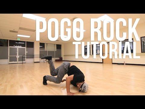 Брейк Данс: движение back rock. Смотри урок видео.