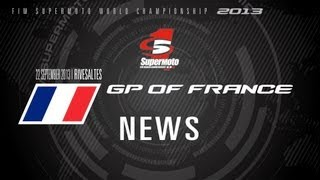 Rivesaltes France  city pictures gallery : SMGP of France 2013 - News from Rivesaltes - SuperMoto