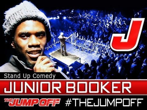 ‪TheJumpOff 2012 [WK05] Junior Booker: Stand Up Comedy‬