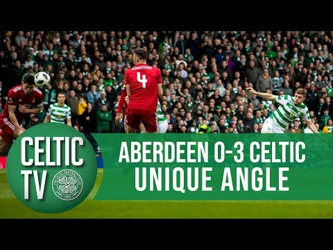 🎥 UNIQUE ANGLE: Aberdeen 0-3 Celtic | All the goals as the Hoops reach the Scottish Cup Final!