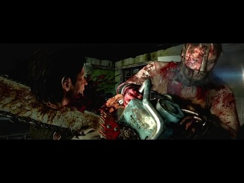 HispaSolutions.com - The Evil Within Dvd carátula