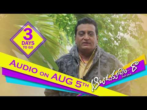 AatadukundamRaa‬ Movie 3days to go Audio Teaser