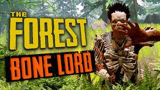 BONE LORD   The Forest
