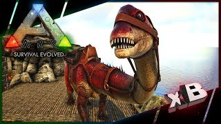 Alpha The Diplo! :: Let's Play ARK: Survival Evolved :: E25