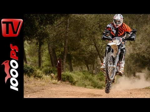 KTM 690 Enduro R 2014 | Offroad Action Video