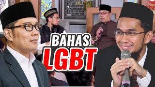 Video Ridwan Kamil Bicara Tentang LGBT di Depan Ust. Adi Hidayat MP3, 3GP, MP4, WEBM, AVI, FLV September 2018