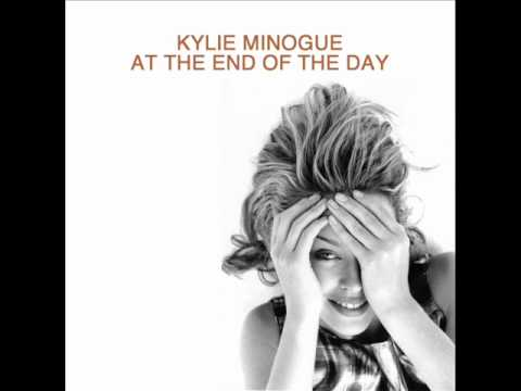 Kylie Minogue - At The End Of The Day (Demo)