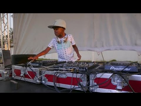 Ο νεότερος DJ στον κόσμο!