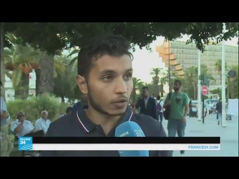 العرب اليوم - شاهد: الشارع التونسي منقسم بشأن تأجيل الانتخابات البلدية