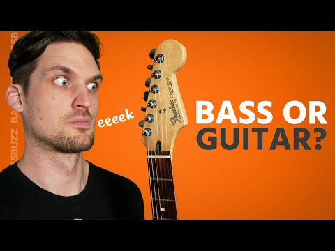 Bassist Answers Google's Top Bass VS Guitar Questions