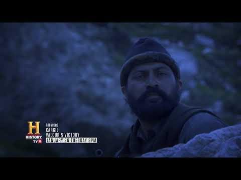 Kargil: Valour & Victory | Captain Vikram Batra | Hindi
