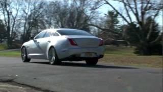 2012 Jaguar XJL SuperSport - Drive Time Review With Steve Hammes