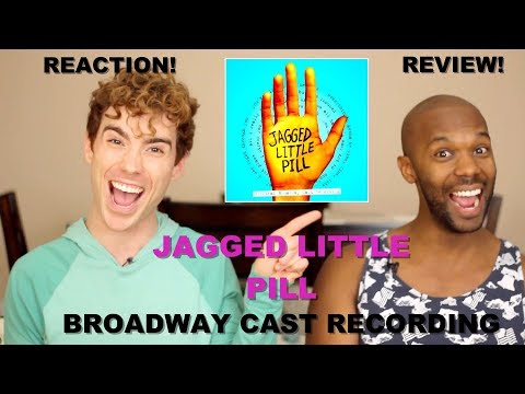 Jagged Little Pill - Broadway Cast Recording - Review!