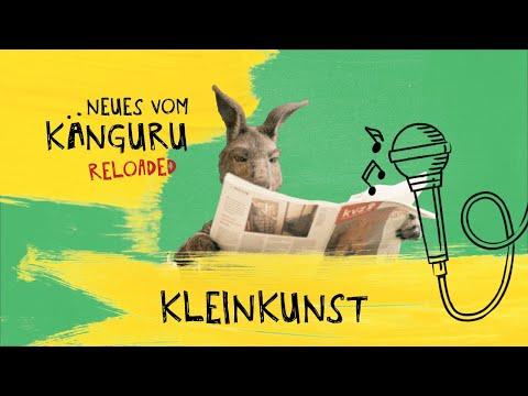 Kleinkunst   Neues vom Känguru reloaded mit Marc-Uwe Kling