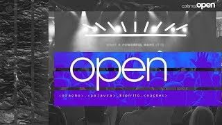 15/02/2018 - CULTO CARISMA OPEN - PR. DRUMMOND LACERDA