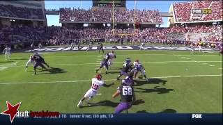 Jordan Phillips vs Texas Christian (2014)