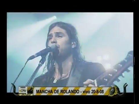 Mancha de Rolando video Alta suciedad / Los viejos vinagres - CM Vivo 2008