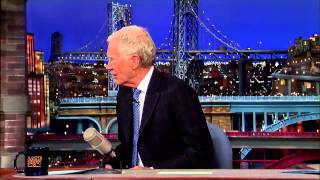 """David Letterman's """"Top Ten Ways To Make Your College Essay Stand Out"""""""