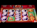 CHINA SHORES Slot Machine BONUS retriggers to MEGA HUGE