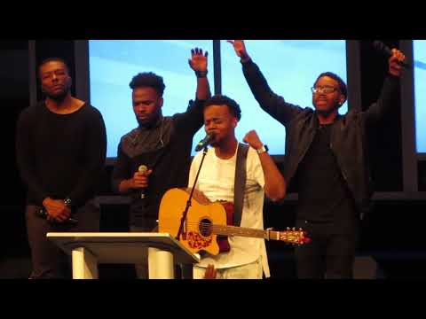 Travis Greene  Holy Spirit Just Want You You Made A Way iLeadEscape 2016   YouTube
