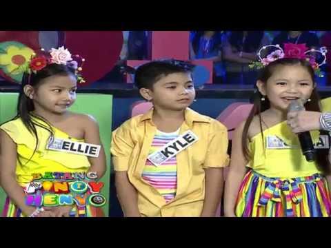 Video Batang Pinoy Henyo   April 7, 2017 download in MP3, 3GP, MP4, WEBM, AVI, FLV January 2017