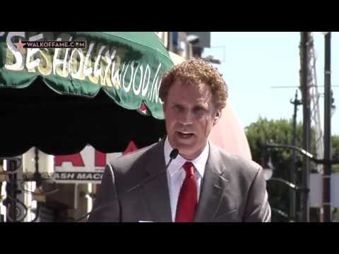 Will Ferrell Walk of Fame Ceremony