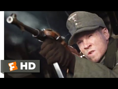 Company of Heroes (2013) - Allied Assault Scene (8/10) | Movieclips