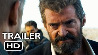 Nonton Logan Official Trailer  1  2017  Hugh Jackman Wolverine Movie Hd Film Subtitle Indonesia Streaming Movie Download
