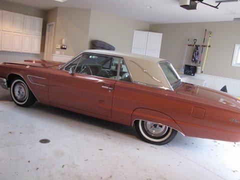 1965 Ford Thunderbird Landau auto appraisal Grand Rapids Michigan