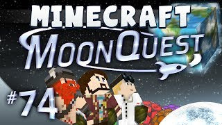 Minecraft - MoonQuest 74 - Horse Wrangling
