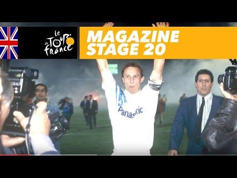 Magazine: Jean-Pierre Papin - Stage 20 - Tour de France 2017
