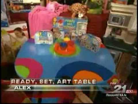 Ktxa Dallas And Metromoms Feature Alex Ready Set Art