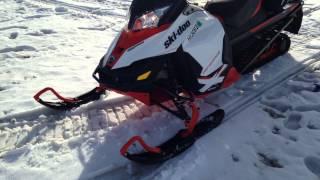 9. 2014 Ski-doo Renegade X 600 E-TEC