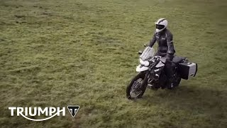 7. No Ordinary Adventure Bike. The NEW Triumph Tiger 800: Triple Engine
