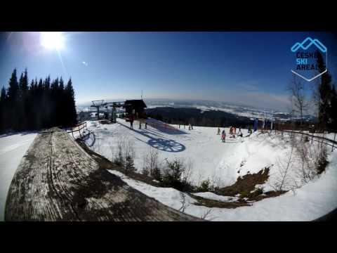 Ski Černý Důl 2016