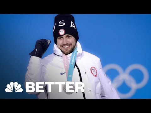 Olympian Chris Mazdzer: If You Want To Succeed, Reframe Failure | Better | NBC News (видео)