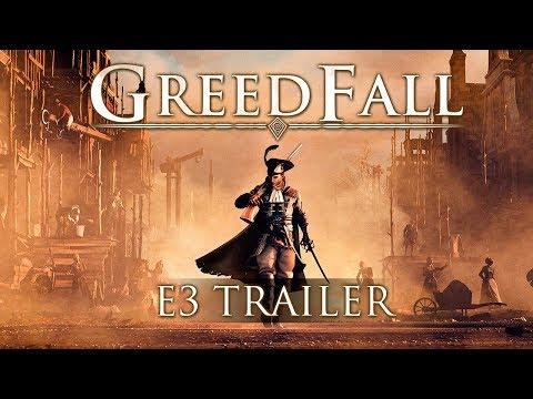 GreedFall : Trailer E3 2018