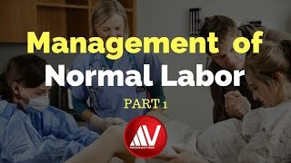 This is first part three part e-lecture series on management of normal labor that discusses the basics of labor and first stage management. For direct purchase of ...