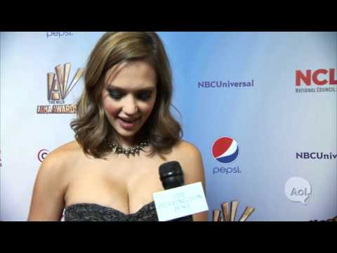 Assassin6000 - Cote de Pablo at 1:07 Small interviews with some of the 2011 ALMA awards winners.