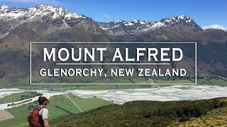 Glenorchy New Zealand  city images : Mt Alfred (Glenorchy, New Zealand)