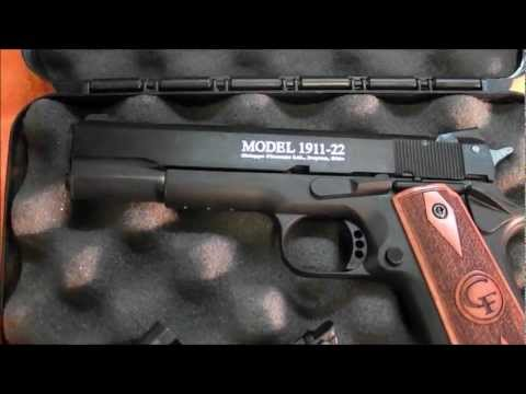 Chiappa 1911 22 Review