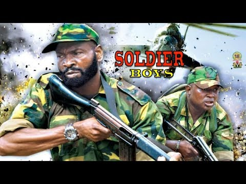 The soldier Boys Season 1 - 2019 Movie|New Movie| Latest Nigerian Nollywood Movie