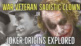 Video Heath Ledger's Joker Origins (THE DARK KNIGHT) Explored MP3, 3GP, MP4, WEBM, AVI, FLV Desember 2018