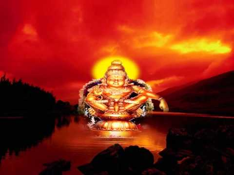 Harivarasanam-Original Sound Track from the temple-by K.J.Yesudas:  HARIVARASANAM Original Sound Track from Sabarimala Temple-K.J Yesudas.ഹരിവരാസനം വിശ്വമോഹനംഹരിദധിശ്വരം ആരാദ്ധ്യപാദുകംഅരിവിമർദ്ദനം നിത്യനർത്തനംഹരിഹരാത്മജം ദേവമാശ്രയേശരണമയ്യപ്പാ സ്വാമി ശരണമയ്യപ്പാശരണമയ്യപ്പാ സ്വാമി ശരണമയ്യപ്പാശരണകീർത്തനം ശക്തമാനസംഭരണലോലുപം നർത്തനാലസംഅരുണഭാസുരം ഭൂതനായകംഹരിഹരാത്മജം ദേവമാശ്രയേശരണമയ്യപ്പാ സ്വാമി ശരണമയ്യപ്പാശരണമയ്യപ്പാ സ്വാമി ശരണമയ്യപ്പാപ്രണയ സത്യകം പ്രാണ നായകംപ്രണത കല്പകം സുപ്രഭാഞ്ചിതംപ്രണവ മന്ദിരം കീര്?ത്തനപ്രിയംഹരിഹരാത്മജം ദേവമാശ്രയേശരണമയ്യപ്പാ സ്വാമി ശരണമയ്യപ്പാശരണമയ്യപ്പാ സ്വാമി ശരണമയ്യപ്പാതുരഗ വാഹനം സുന്ദരാനനംവരഗധായുധം വേദ വര്?ണിതംഗുരു കൃപാകരം കീര്?ത്തനപ്രിയംഹരിഹരാത്മജം ദേവമാശ്രയേശരണമയ്യപ്പാ സ്വാമി ശരണമയ്യപ്പാശരണമയ്യപ്പാ സ്വാമി ശരണമയ്യപ്പാ ത്രിഭുവനാര്?ച്ചിതം ദേവതാത്മകംത്രിനയനം പ്രഭും ദിവ്യ ദേശികംത്രിദശ പൂജിതം ചിന്തിത പ്രദംഹരിഹരാത്മജം ദേവമാശ്രയേശരണമയ്യപ്പാ സ്വാമി ശരണമയ്യപ്പാശരണമയ്യപ്പാ സ്വാമി ശരണമയ്യപ്പാഭവ ഭയാപഹം ഭാവുകാവകംഭുവന മോഹനം ഭൂതി ഭൂഷണംധവള വാഹനം ദിവ്യ വാരണംഹരിഹരാത്മജം ദേവമാശ്രയേശരണമയ്യപ്പാ സ്വാമി ശരണമയ്യപ്പാശരണമയ്യപ്പാ സ്വാമി ശരണമയ്യപ്പാകളമൃദുസ്മിതം സുന്ദരാനനംകളഭകോമളം ഗാത്രമോഹനംകളഭകേസരി വാജി വാഹനംഹരിഹരാത്മജം ദേവമാശ്രയേശരണമയ്യപ്പാ സ്വാമി ശരണമയ്യപ്പാശരണമയ്യപ്പാ സ്വാമി ശരണമയ്യപ്പാശ്രിതജനപ്രിയം ചിന്തിതപ്രദംശ്രുതിവിഭൂഷണം സാധുജീവനംശ്രുതിമനോഹരം ഗീതലാലസംഹരിഹരാത്മജം ദേവമാശ്രയേശരണമയ്യപ്പാ സ്വാമി ശരണമയ്യപ്പാശരണമയ്യപ്പാ സ്വാമി ശരണമയ്യപ്പാശരണമയ്യപ്പാ സ്വാമി ശരണമയ്യപ്പാശരണമയ്യപ്പാ സ്വാമി ശരണമയ്യപ്പാ സ്വാമി ശരണമയ്യപ്പാ സ്വാമി ശരണമയ്യപ്പാ സ്വാമി ശരണമയ്യപ്പാ പഞ്ചാദീശ്വരി മംഗളം ഹരിഹര പ്രേമാക്രിതെ മംഗളംപിന്ചാലംകൃത മംഗളം പ്രണമതാം ചിന്താ മണേ മംഗളംപഞ്ചാസ്യ ദ്വജ മംഗളം ത്രിജഗതാമാദ്യ പ്രഭോ മംഗളംപഞ്ചാസ്ത്രോപമ മംഗളം ശ്രുതി ശിരോലങ്കാര സന്? മംഗളംഓം ഓം ഓം