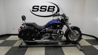 10. 2015 Triumph America LT– used motorcycles  for sale– Eden Prairie, MN