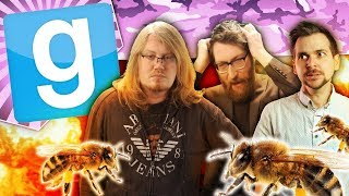 NOT THE BEES | Gmod TTT