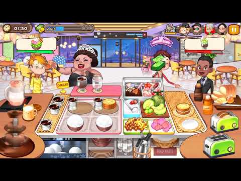 Cooking Adventure - Dessert House Level.40