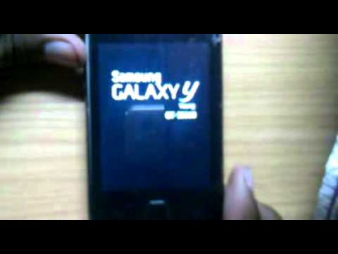 comment installer application samsung galaxy y