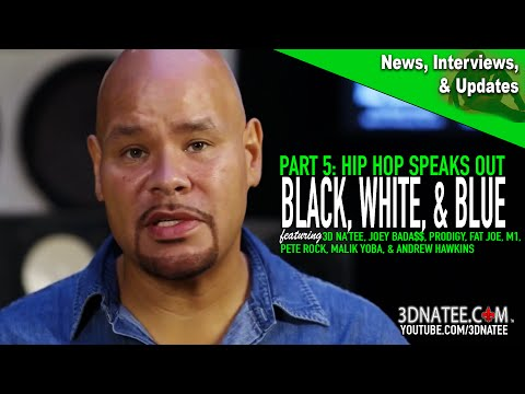 DOCUMENTARY: Black White & Blue Part 5: Hip Hop Speaks Out