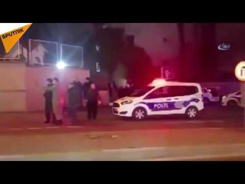 Ambassadeur russe tué en Turquie: les premières vidéos de l'attaque
